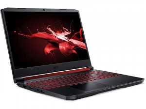 Acer Nitro 5 AN515-44-R1C6 15,6 FHD IPS 144hz/AMD Ryzen 7 4800H/8GB/512GB SSD/Geforce GTX1650 Ti 4GB GDDR6/Linux/Fekete laptop