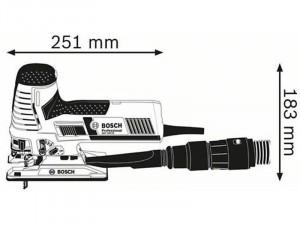 Bosch GST 160 CE szúrófűrész