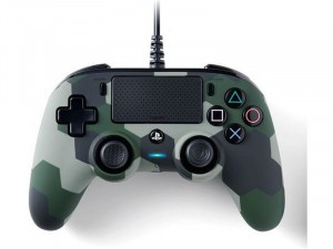 Nacon vezetékes kontroller terepmintás színben (PS4)