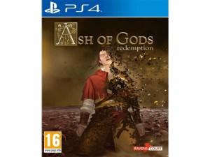 Ash of Gods: Redemption (PS4) Játékprogram