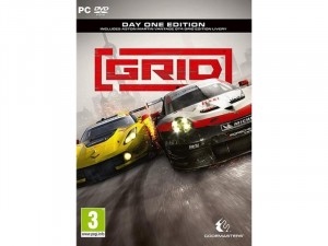 Codemasters GRID Day One Edition (PC) Játékprogram