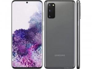 Samsung Galaxy S20 G980F 128GB LTE Dual-SIM Szürke Okostelefon