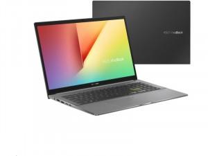 ASUS VivoBook S15 S533FL-BQ045T - 15.6 FHD Matt, Intel® Core™ i7 Processzor-10510U, 8GB DDR4, 256GB SSD, NVIDIA GeForce MX250 2GB, Windows 10 Home, Fekete Laptop