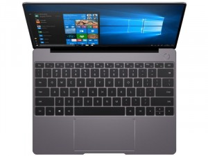 Huawei MateBook 13 53010XUP - 13FHD/Intel® Core™ i5 Processzor-10210U/8GB/512GB/Intel® UHD 620/Win10/szürke laptop