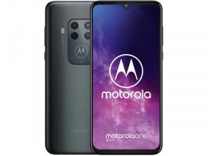 Motorola One Zoom 128GB 4GB Dual-SIM Szürke Okostelefon
