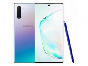 Samsung Galaxy Note 10 256GB 8GB LTE DualSim Aura Glow / Fénylő Prizma Okostelefon