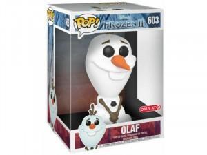 POP Movies Frozen II Olaf Figura