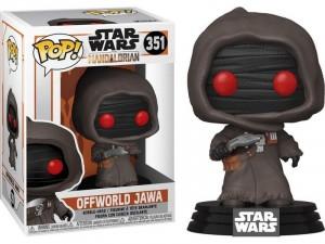 POP Movies Star Wars: The Mandalorian Offworld Jawa Figura
