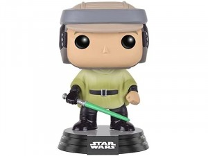 POP Movies Star Wars Luke Endor Figura
