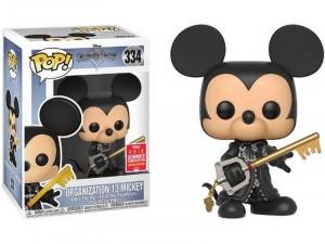 POP Games Kingdom Hearts III Mickey Figura