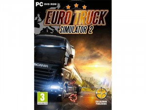 Euro Truck Simulator 2 PC Játékprogram
