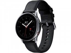 Samsung Galaxy Watch Active 2 R835 LTE 40mm Rozsdamentes Acél Ezüst Okosóra