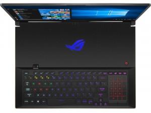 ASUS ROG Zephyrus GX701LXS-HG040T 17,3 FHD, Intel® Core™ i7 Processzor-10875H, 32GB, 1TB SSD, RTX 2080S 8GB, Windows 10, Fekete Laptop