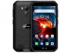 Ulefone Armor X7 pro 32GB 4GB Dual-SIM Fekete Okostelefon