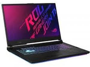 ASUS ROG STRIX G512LI-HN065 15,6 FHD Matt, Intel® Core™ i7 Processzor-10750H, 8GB DDR4, 512GB SSD, NVIDIA GeForce GTX 1650Ti 4GB, DOS, Fekete Laptop