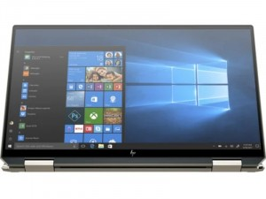 HP Spectre x360 13-aw2003nh 13,3FHD IPS TOUCH, Intel® Core™ i7 Processzor-1165G7, 16GB, 512GB SSD, Int. VGA, Win10, Kék laptop