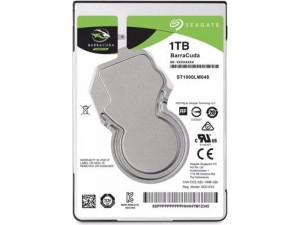 SEAGATE ST1000LM048 2,5 1TB SATA3 5400rpm 128MB Barracuda HDD Merevlemez