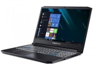 Acer Predator Triton 300 PT315-52-790Z - 15,6 FHD IPS, Intel® Core™ i7 Processzor-10750H, 16GB DDR4, 1TB SSD PCI-e NVMe, NVIDIA GeForce RTX 2070 8GB, FreeDOS, Fekete Laptop