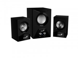 Genius SW-2.1 385 fekete hangszóró