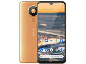 Nokia 5.3 64GB 4GB Dual-SIM Barna Okostelefon