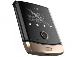 Motorola XT2000-2 Razr 128GB 6GB Arany Okostelefon