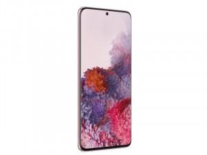 Samsung Galaxy S20 5G G981B 128GB 12GB DualSim Rózsaszín Okostelefon