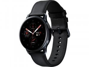 Samsung Galaxy Watch Active 2 R830 40mm Rozsdamentes Acél Fekete Okosóra
