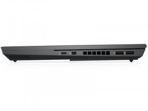 HP Omen 15-ek0009nh - 15,6 FHD IPS 300Hz, Intel® Core™ i7 Processzor-10750H, 16GB, 1TB SSD, Nvidia Geforce RTX 2070 MaxQ 8GB, DOS, Fekete laptop