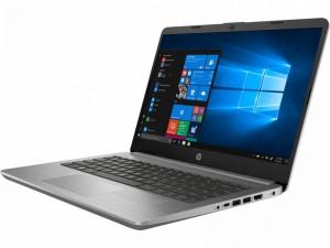 HP 340S G7 131R3EA, 14 Matt IPS FHD, Core™ i5-1035G1, 8GB, 512GB SSD, Intel® UHD Graphics, DOS, Ezüst Laptop