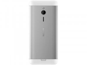 Nokia 230 DualSIM Ezüst Mobiltelefon