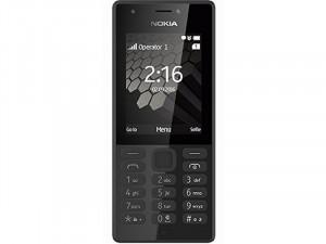 Nokia 216 DualSIM Fekete Mobiltelefon