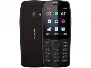 Nokia 210 DualSIM Fekete Mobiltelefon