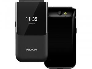 Nokia 2720 Flip DualSIM Fekete Mobiltelefon