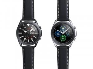 Samsung Galaxy Watch 3 R840 45mm Fekete Okosóra