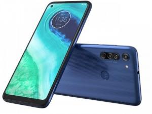 Motorola Moto G8 XT2045-2 64GB 4GB DualSIM Kék Okostelefon