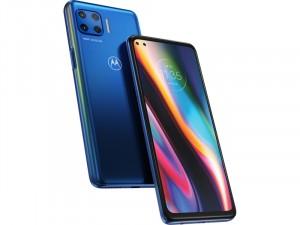 Motorola Moto G 5G Plus 64GB 4GB DualSIM Kék Okostelefon