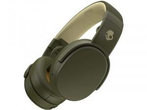 Skullcandy Crusher Wireless Zöld Fejhallgató - (Olive/Moss/Yellow)