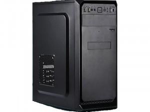 IRIS Multimedia 5.0 - Intel® Core™ i3 Processzor-8100, 8GB DDR4, 240GB SSD, 2T HDD, Fekete asztali számítógép