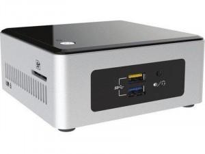Intel® NUC7i3DNK2E - Intel® Core™ i3 Processzor-7100U, Intel® HD Graphics, Asztali Számítógép