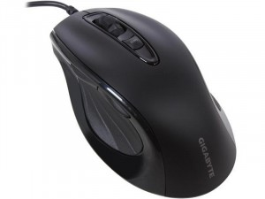 GIGABYTE MOUSE GM-M6880X BLACK USB Gamer Egér