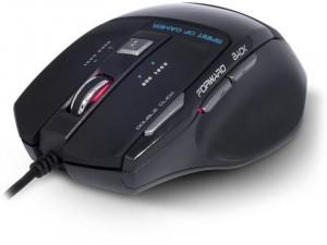 Spirit of Gamer PRO-M8 Light Edition USB optikai egér