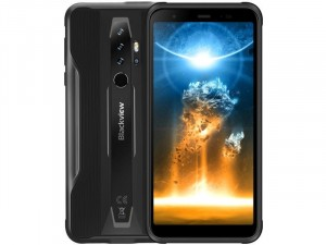 Blackview BV6300 PRO 128GB 6GB Dual-SIM Fekete Okostelefon