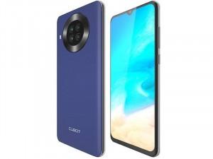 Cubot Note 20 64GB 3GB Dual-SIM Kék Okostelefon