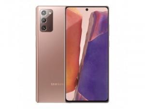 Samsung Galaxy Note 20 N980F 256GB 8GB LTE Dual-SIM Bronz Okostelefon