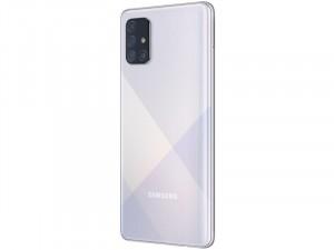 Samsung Galaxy A71 A715 128GB 6GB Dual-SIM Ezüst Okostelefon