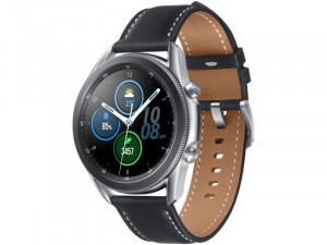 Samsung Galaxy Watch3 Steel R840 45mm Ezüst Okosóra