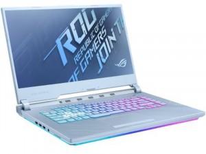 ASUS ROG STRIX G15 G512LWS-AZ012 15,6 FHD 240Hz, Intel® Core™ i7 Processzor-10750H, 8GB, 512GB SSD, GeForce RTX 2070 Super 8GB, FreeDOS, Gleccser kék Laptop