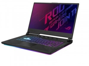 ASUS ROG Strix G15 G512LW-AL022 - 15.6 FHD IPS Matt, Intel® Core™ i7 Processzor-10750H, 8GB DDR4, 512GB SSD, NVIDIA GeForce RTX 2070 8GB, FreeDOS, Fekete Laptop