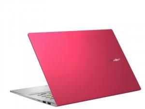 Asus VivoBook S14 S433EA-AM107 - 14,0 FHD, Intel® Core™ i5-1135G7, 8GB, 256GB SSD, Intel® Iris XE Graphics, DOS, Piros Laptop