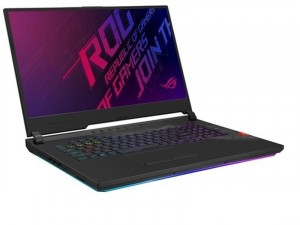 ASUS ROG Strix SCAR G732LWS-HG046T - 17.3 FHD IPS, Intel® Core™ i9-10980HK, 32GB DDR4, 1TB SSD, NVIDIA GeForce RTX 2070 Super 8GB, Windows 10 Home, Fekete Laptop